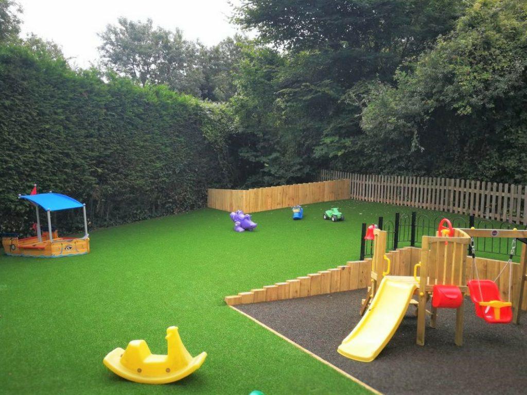 Charfield Garden 2